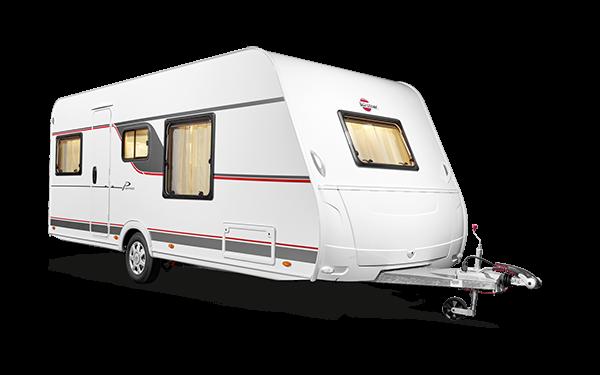 Pronájem obytného karavanů levně